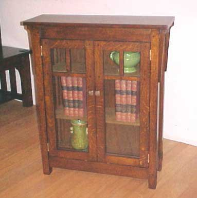 Furniture Arts And Crafts Bookcase