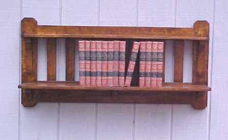 Bookcases and Cabinets – Arts and Crafts Bookcases